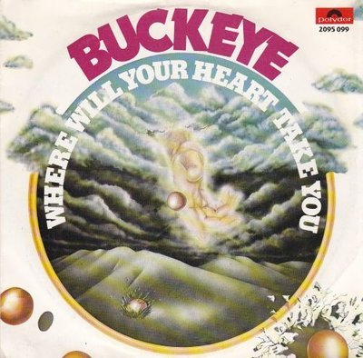 Buckeye - Where will your heart take you +That kind of man (Vinylsingle)