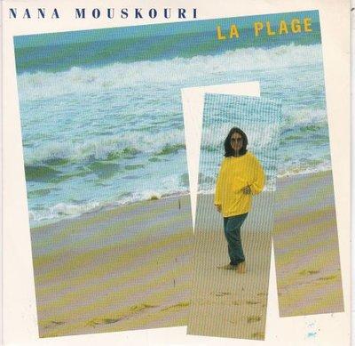 Nana Mouskouri - La Plage + Ce Sera Moi (Vinylsingle)