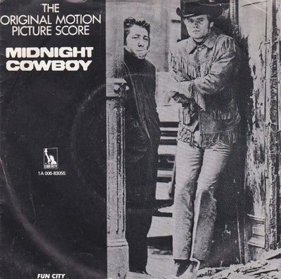 Motion Picture Soundtrack - Midnight cowboy + Fun city (Vinylsingle)