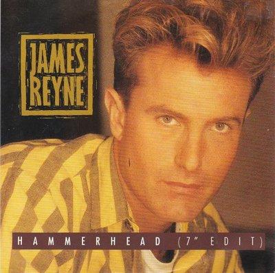 James Reyne - Hammerhead + Burning wood (Vinylsingle)