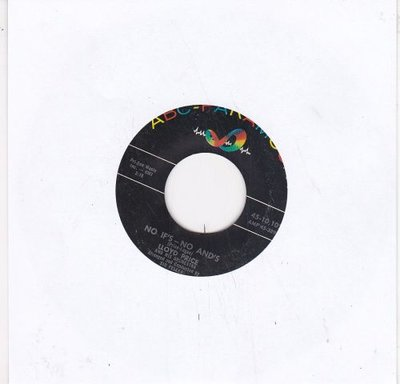 Lloyd Price - No If's - No And's + For Love (Vinylsingle)