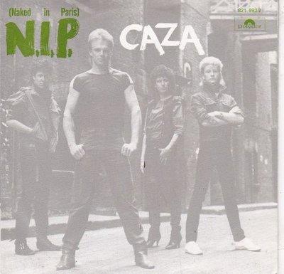 N.I.P. (Naked In Paris) - Caza + No-No, Heh-Heh (Vinylsingle)