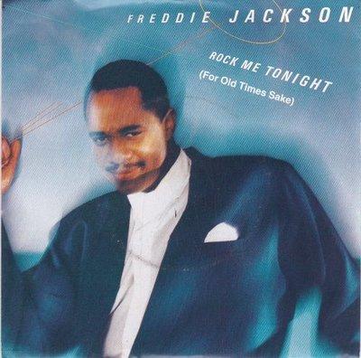 Freddie Jackson - Rock me tonight + (groove version) (Vinylsingle)
