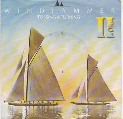 Windjammer - Tossing & Turning + Dive inside my love (Vinylsingle)