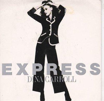 Dina Carroll - Express + (Alternative Mix) (Vinylsingle)