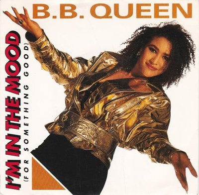 B.B. Queen - I'm in the mood + (remix) (Vinylsingle)