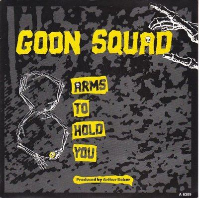 Goon Squad - Eight Arms to hold you + (dub) (Vinylsingle)