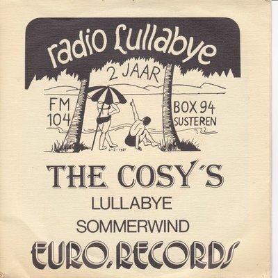 Cosy's - Lullabye + Sommerwind (Vinylsingle)