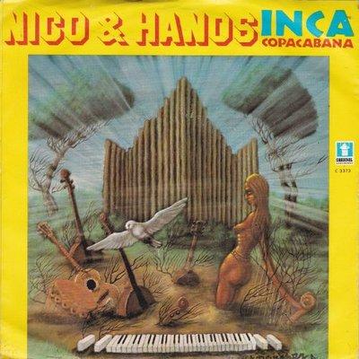 Nico & Hanos - Inca + Copacobana (Vinylsingle)
