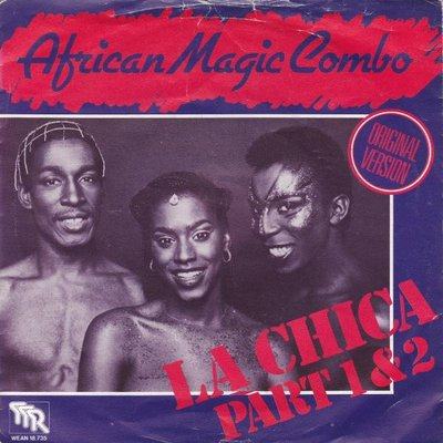 African Magic Combo - La Chica part 1 & 2 (Vinylsingle)