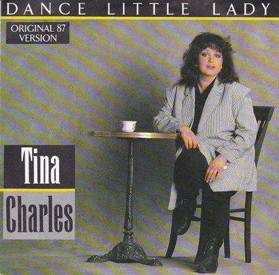 Tina Charles - Dance little lady ('87 remix) + I'll go.. (Vinylsingle)