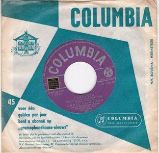 Chris Howland - Fraulein + Mama (Vinylsingle)