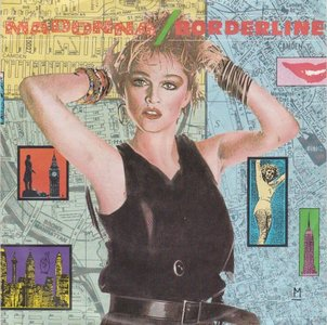 Madonna - Borderline + Physical attraction (Vinylsingle)