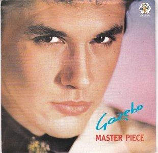 Gazebo - Masterpiece + (instr.) (Vinylsingle)