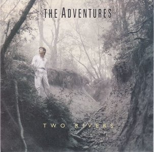 Adventures - Two rivers + Love in chains (Vinylsingle)