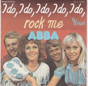 Abba - I do.I do.I. do.I do + So long (Vinylsingle)