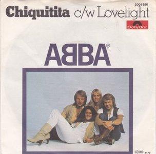 Abba - Chiquitita + Lovelight (Vinylsingle)
