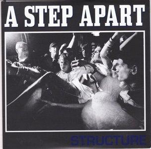 A Step Apart - Structure (EP) (Vinylsingle)