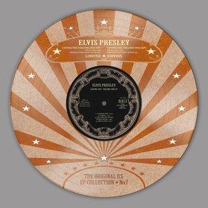 ELVIS PRESLEY - THE ORIGINAL U.S. EP COLLECTION NO. 7 -PICTURE DISC- (Vinyl LP)