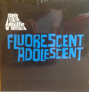 Arctic Monkeys - Fluorescent Adolescent + The Bakery (Vinylsingle)