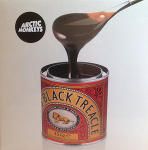 Arctic Monkeys - Black Treacle + You & I (Vinylsingle)