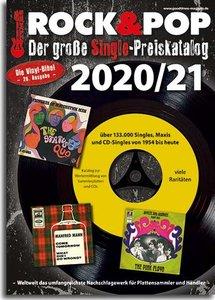 """Prijs catalogus 7"""" Singles, editie 2020-2021 - per stuk"""