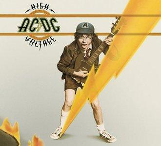 AC/DC - HIGH VOLTAGE -LTD/HQ- (Vinyl LP)