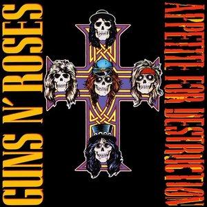 GUNS N' ROSES - APPETITE FOR DESTRUCTION -HQ- (Vinyl LP)