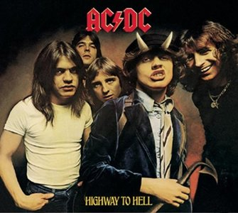 AC/DC - HIGHWAY TO HELL -LTD/HQ- (Vinyl LP)