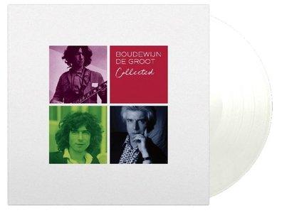 BOUDEWIJN DE GROOT & THE DUTCH EAGLES - COLLECTED -COLOURED- (Vinyl LP)