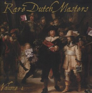 VARIOUS - RARE DUTCH MASTERS (Vinyl LP)