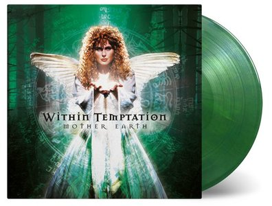 WITHIN TEMPTATION - MOTHER EARTH -COLOURED VINYL- (Vinyl LP)