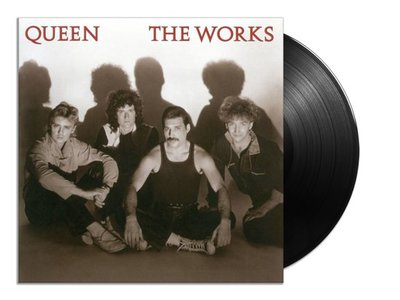 QUEEN - THE WORKS (LIMITED EDITION) (Vinyl LP)