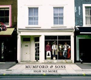 MUMFORD & SONS - SIGH NO MORE (Vinyl LP)