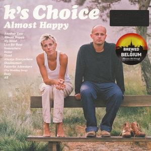 K'S CHOICE - ALMOST HAPPY (Vinyl LP)