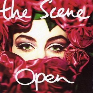 THE SCENE - OPEN -COLOURED- (Vinyl LP)