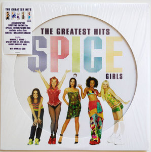 SPICE GIRLS - GREATEST HITS (Vinyl LP)