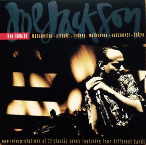 JOE JACKSON - LIVE 1980 / 86 (Vinyl LP)