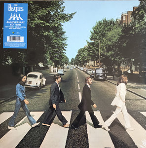 BEATLES - ABBEY ROAD -50TH ANNIVERSARY EDITION- (Vinyl LP)