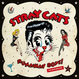 STRAY CATS - RUNAWAY BOYS -40TH ANNIVERSARY- (Vinyl LP)