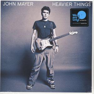 JOHN MAYER - HEAVIER THINGS (Vinyl LP)