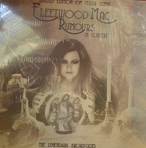 FLEETWOOD MAC - RUMOURS IN CONCERT -COLOURED VINYL- (Vinyl LP)