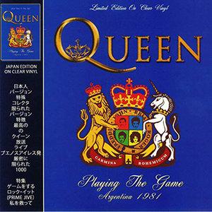 QUEEN - PLAYING THE GAME -COLOURED VINYL- (Vinyl LP)