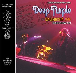 DEEP PURPLE - CALIFORNIA JAM -COLOURED VINYL- (Vinyl LP)