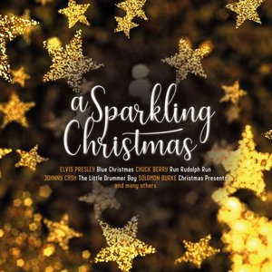 VARIOUS - A SPARKLING CHRISTMAS -COLOURED- (Vinyl LP)
