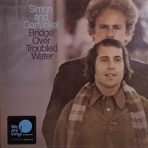 SIMON & GARFUNKEL - BRIDGE OVER TROUBLES WATER (Vinyl LP)