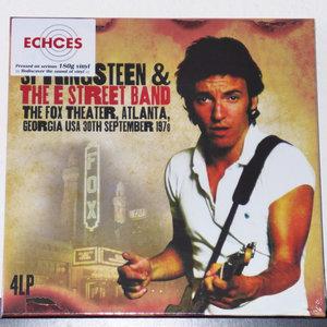 BRUCE SPRINGSTEEN - THE FOX THEATER ATLANTA 1978 (Vinyl LP)
