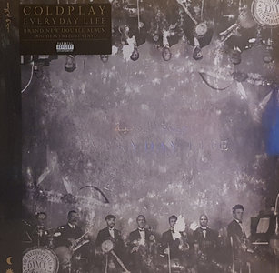COLDPLAY - EVERYDAY LIFE (Vinyl LP)