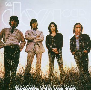 THE DOORS - WAITING FOR THE SUN (Vinyl LP)