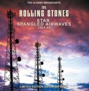 ROLLING STONES - STAR SPRANGLED AIRWAVED -COLOURED- (Vinyl LP)